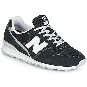 Zapatos Mujer Zapatillas bajas New Balance 996 Negro