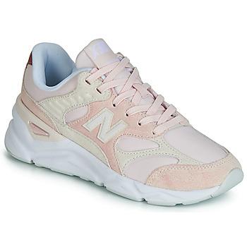 Zapatos Mujer Zapatillas bajas New Balance X90 Rosa