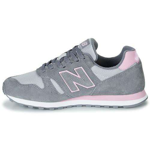 Zapatillas Gris New 373 Bajas Zapatos Mujer Balance 5AL34Rjq