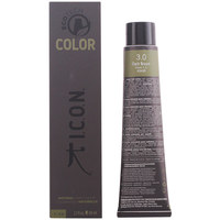 Belleza Tratamiento capilar I.c.o.n. Ecotech Color Natural Color 3.0 Dark Brown I.c.o.n. 60 ml