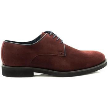 Zapatos Hombre Derbie Esteve 3417 Rojo