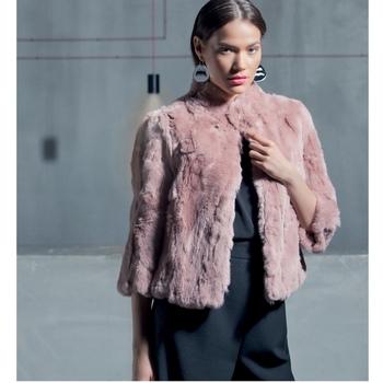 textil Mujer Abrigos Kocca Zaerla Rosa