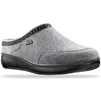 Zapatos Mujer Zuecos (Clogs) Joya Zermatt Grey 534