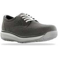 Zapatos Hombre Zapatillas bajas Joya Mustang Dark Grey 534