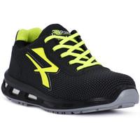 Zapatos Hombre Zapatillas bajas U Power PRIME S3 Grigio