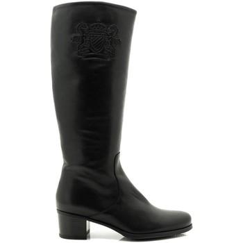 Zapatos Mujer Botas a la rodilla Esteve 27303 Negro
