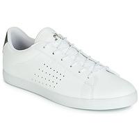 Zapatos Mujer Zapatillas bajas Le Coq Sportif AGATE PREMIUM Blanco / Plateado