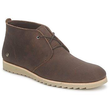 Zapatos Hombre Botas de caña baja Neosens ESPADEIRO LOW Moka