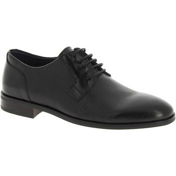 Zapatos Hombre Derbie Raymont 705 BLACK nero