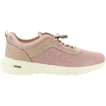 Zapatos Mujer Zapatillas bajas MTNG 69073 Beige