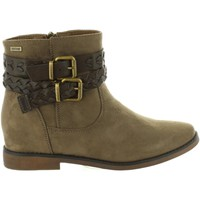 Zapatos Mujer Botines MTNG 50219 Marr?n