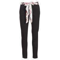 textil Mujer pantalones con 5 bolsillos Betty London JIYOO Negro