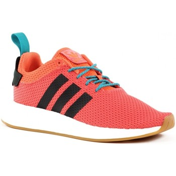 Zapatos Zapatillas bajas adidas Originals NMD_R2 Summer Orange
