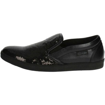 Zapatos Mujer Slip on Agile By Ruco Line 2813 Negro