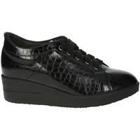 Zapatos Mujer Zapatillas bajas Agile By Ruco Line 208-68 Negro