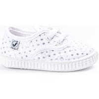 Zapatos Niña Zapatillas bajas Javer Zapatillas  60-10 Blanco Blanco