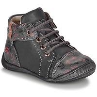 Zapatos Niña Botas de caña baja GBB OLSA Gris / Rosa