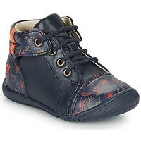 Zapatos Niña Botas de caña baja GBB OLSA Azul