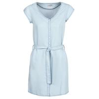 textil Mujer Vestidos cortos Yurban kOULIENNE Azul / Claro