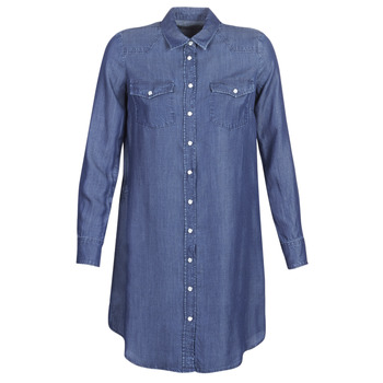 textil Mujer vestidos cortos Yurban kOULIOTE Azul