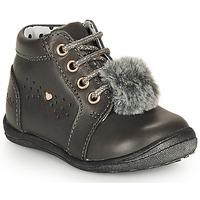 Zapatos Niña Botas de caña baja Catimini CALISTA Gris