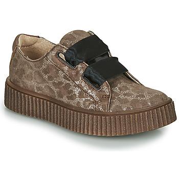 Zapatos Niña Zapatillas bajas Catimini CAVANILLE Marrón