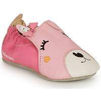 Zapatos Niña Pantuflas Catimini CAPUCINE Rosa