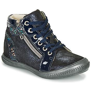 Zapatos Niña Zapatillas altas GBB RACHIDA Azul