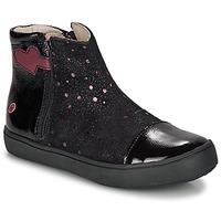 Zapatos Niña Botas de caña baja GBB OKITA Negro
