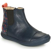 Zapatos Niña Botas de caña baja GBB ONAO Azul