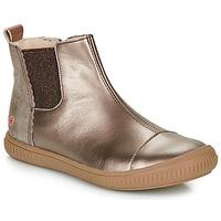 Zapatos Niña Botas de caña baja GBB ONAO Bronce / Topotea