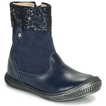 Zapatos Niña Botas de caña baja GBB ORANTO Marino