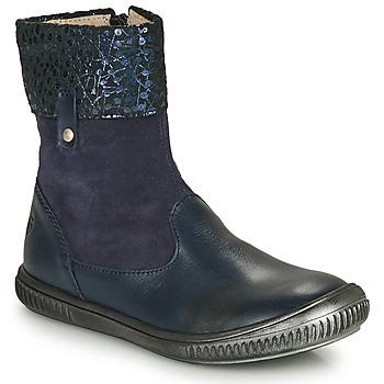 Zapatos Niña Botas de caña baja GBB ORANTO Azul