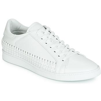 Zapatos Hombre Zapatillas bajas John Galliano 6712 Blanco