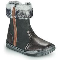 Zapatos Niña Botas de caña baja GBB OZOE Negro