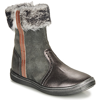 Zapatos Niña Botas de caña baja GBB OZOE Gris