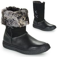 Zapatos Niña Botas de caña baja GBB OLINETTE Negro