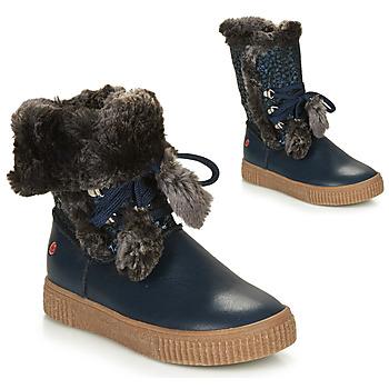 Zapatos Niña Botas de caña baja GBB NOUSTIK Azul