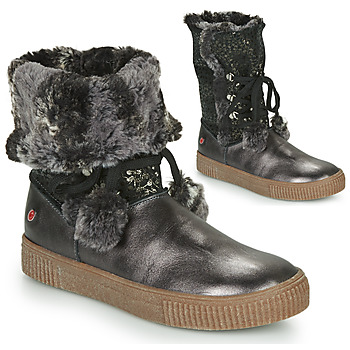 Zapatos Niña Botas urbanas GBB NOUSTIK Negro