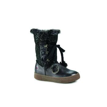 Zapatos Niña Botas de caña baja GBB NOUSTIK Gris