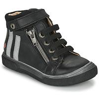 Zapatos Niño Zapatillas altas GBB OMAHO Negro