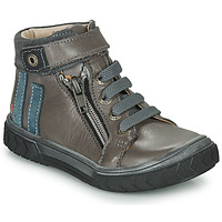 Zapatos Niño Zapatillas altas GBB OMAHO Gris