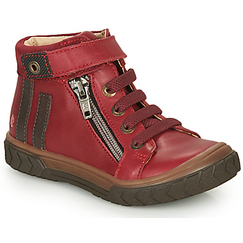 Zapatos Niño Zapatillas altas GBB OMAHO Rojo