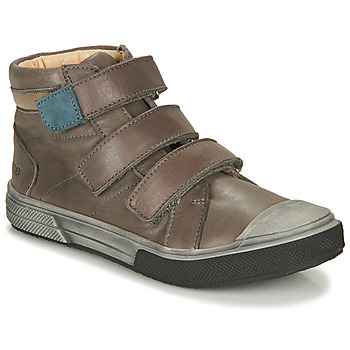 Zapatos Niño Zapatillas altas GBB OSHIRO Gris