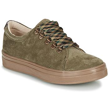 Zapatos Niña Zapatillas bajas GBB OMAZETTE Kaki
