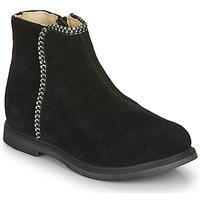 Zapatos Niña Botas de caña baja GBB OJIMA Negro