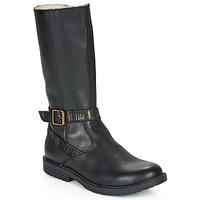 Zapatos Niña Botas urbanas GBB OKINDI Negro