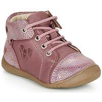 Zapatos Niña Botas de caña baja GBB ORENA Rosa