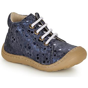 Zapatos Niña Zapatillas altas GBB VEDOFA Azul