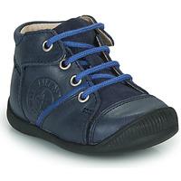 Zapatos Niño Botas de caña baja GBB OULOU Azul
